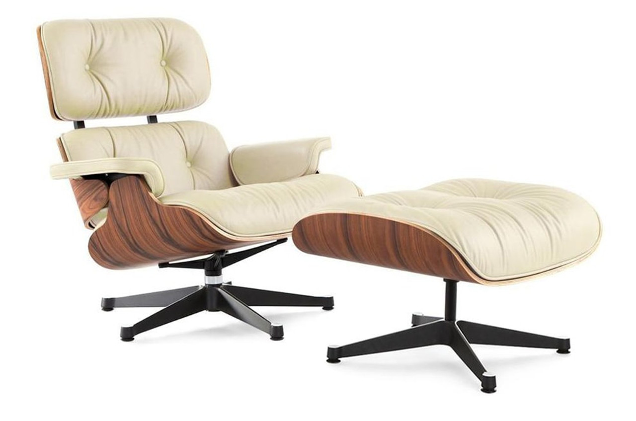 eames chair replica outdoor stackable covers australia lounge cream manhattan home design