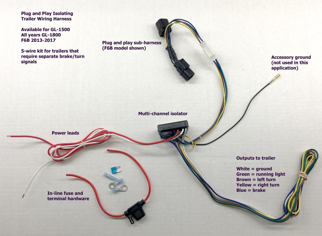 trailer light wire harnes [ 1280 x 937 Pixel ]