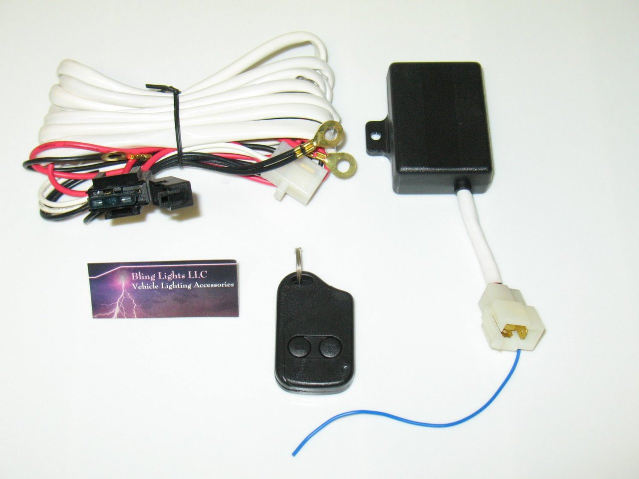 hight resolution of apc 509109 remote controlled auxiliary light kit wiring harnessapc wiring harness 19