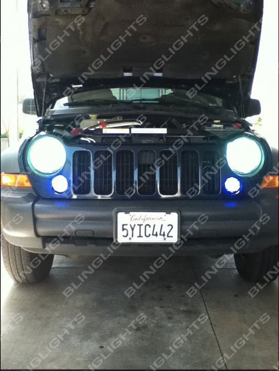 2004 Jeep Liberty Headlights : liberty, headlights, Jeep:, Liberty, Headlights
