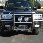 Toyota 4runner Off Road Lamp Bumper Bar Driving Lights Blinglights Com