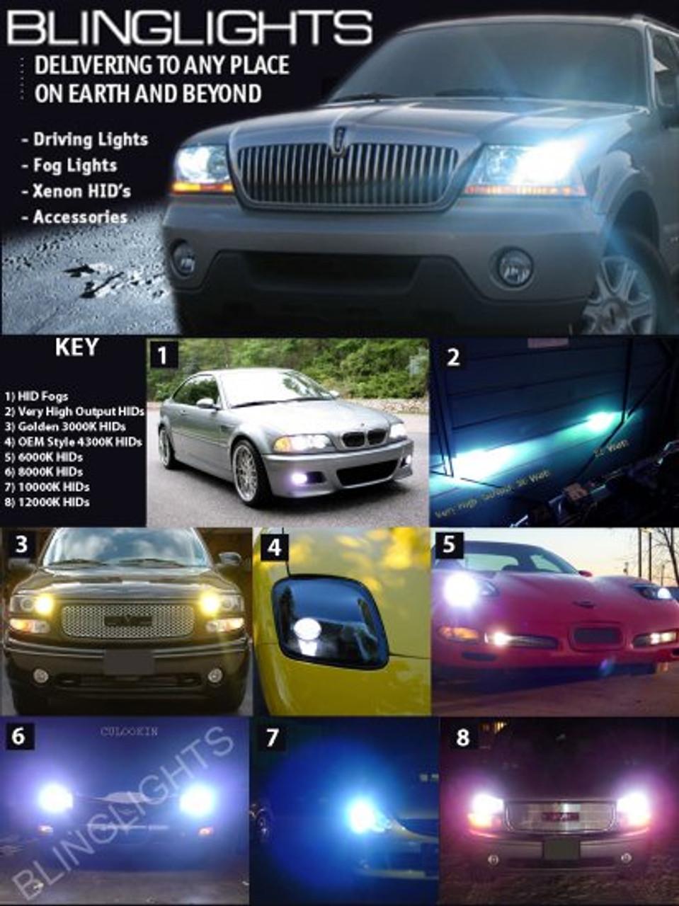 2004 Jeep Liberty Headlights : liberty, headlights, Liberty, 55watt, Xenon, Foglamps, Foglights, Drivinglights, Conversion, Upgrade, BlingLights.com