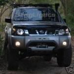 2004 2005 2006 2007 2008 2009 Nissan Patrol Safari Y61 Xenon Fog Lamps Lights Foglamps Kit Blinglights Com