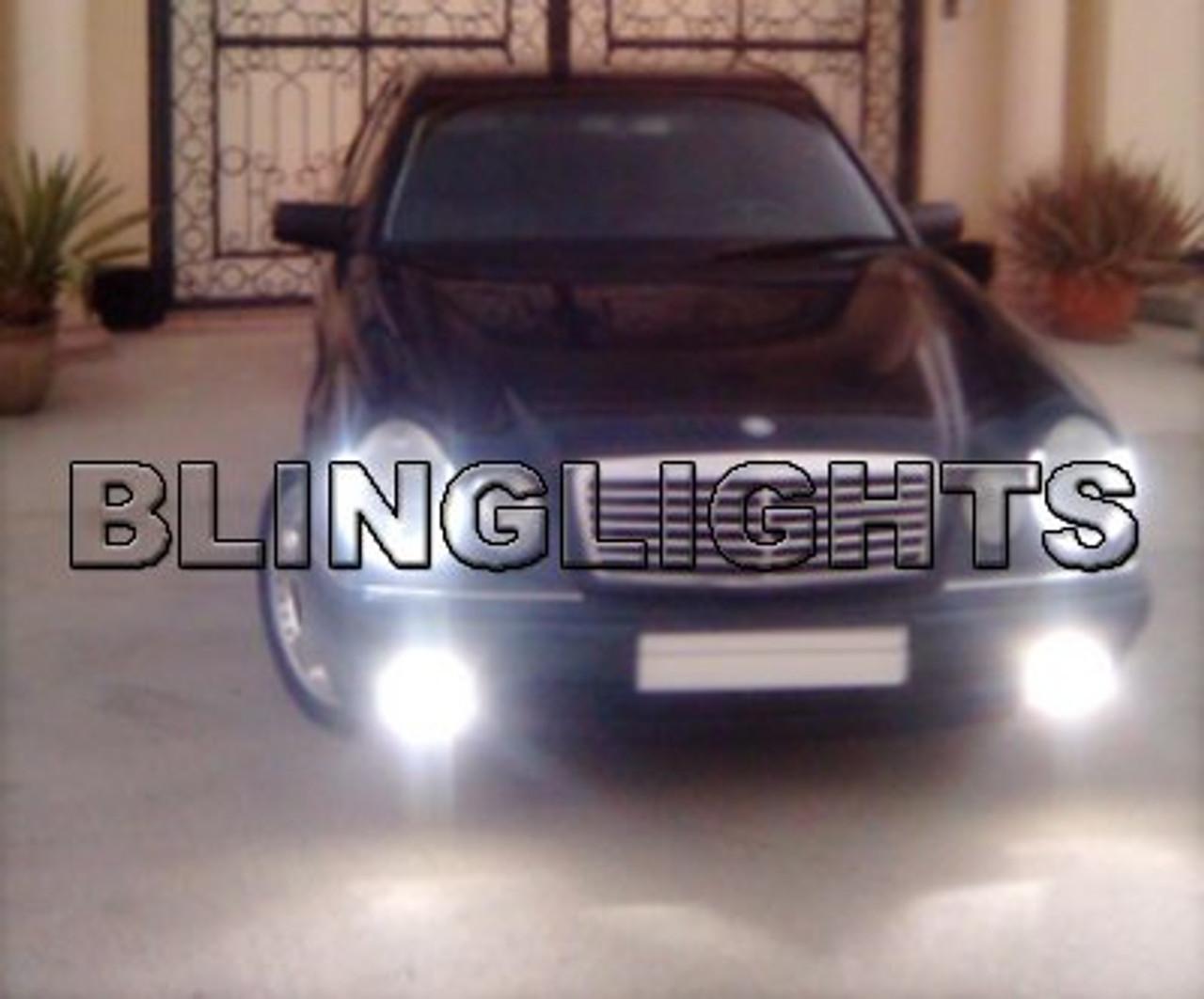 hight resolution of 1996 1997 mercedes benz e300 xenon fog lights driving lamps foglamps kit e 300 diesel