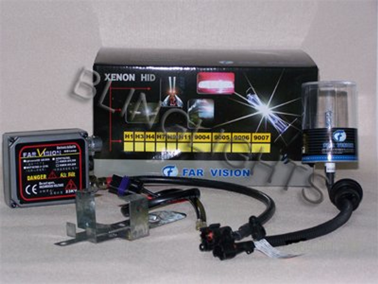 medium resolution of 2004 2005 2006 2007 2008 chrysler crossfire xenon 55 watts hid headlamps headlights conversion kit