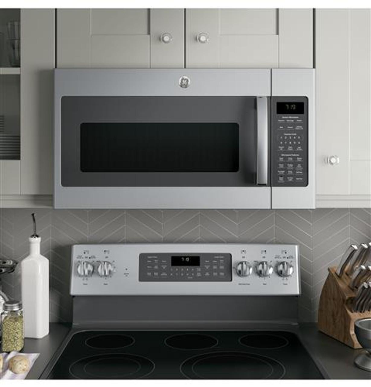 range sensor microwave oven jvm6175skss