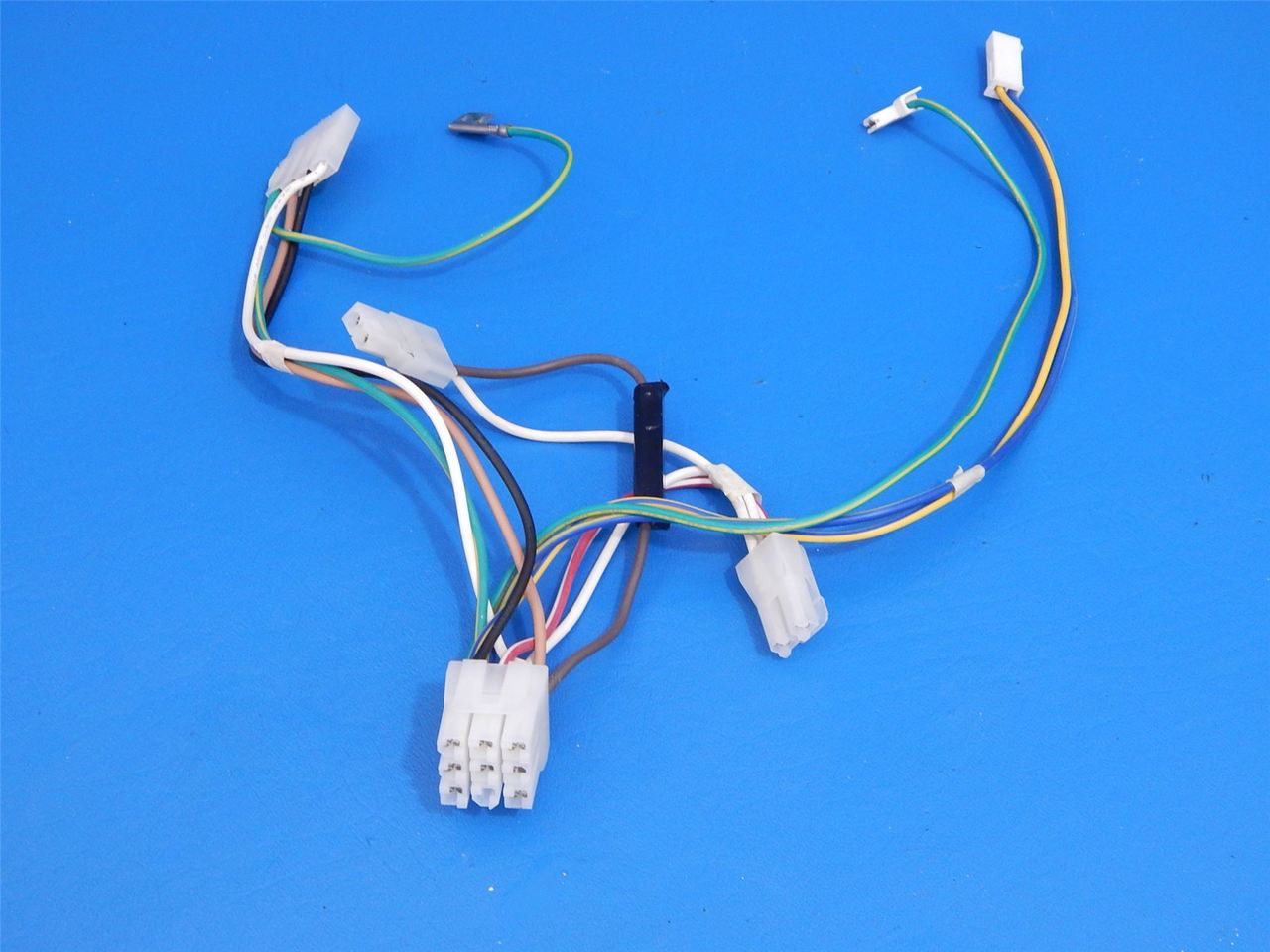 hight resolution of whirlpool bottom mount refrigerator wrf560smyw02 freezer wire harness w10487766 ice cold beer appliance parts
