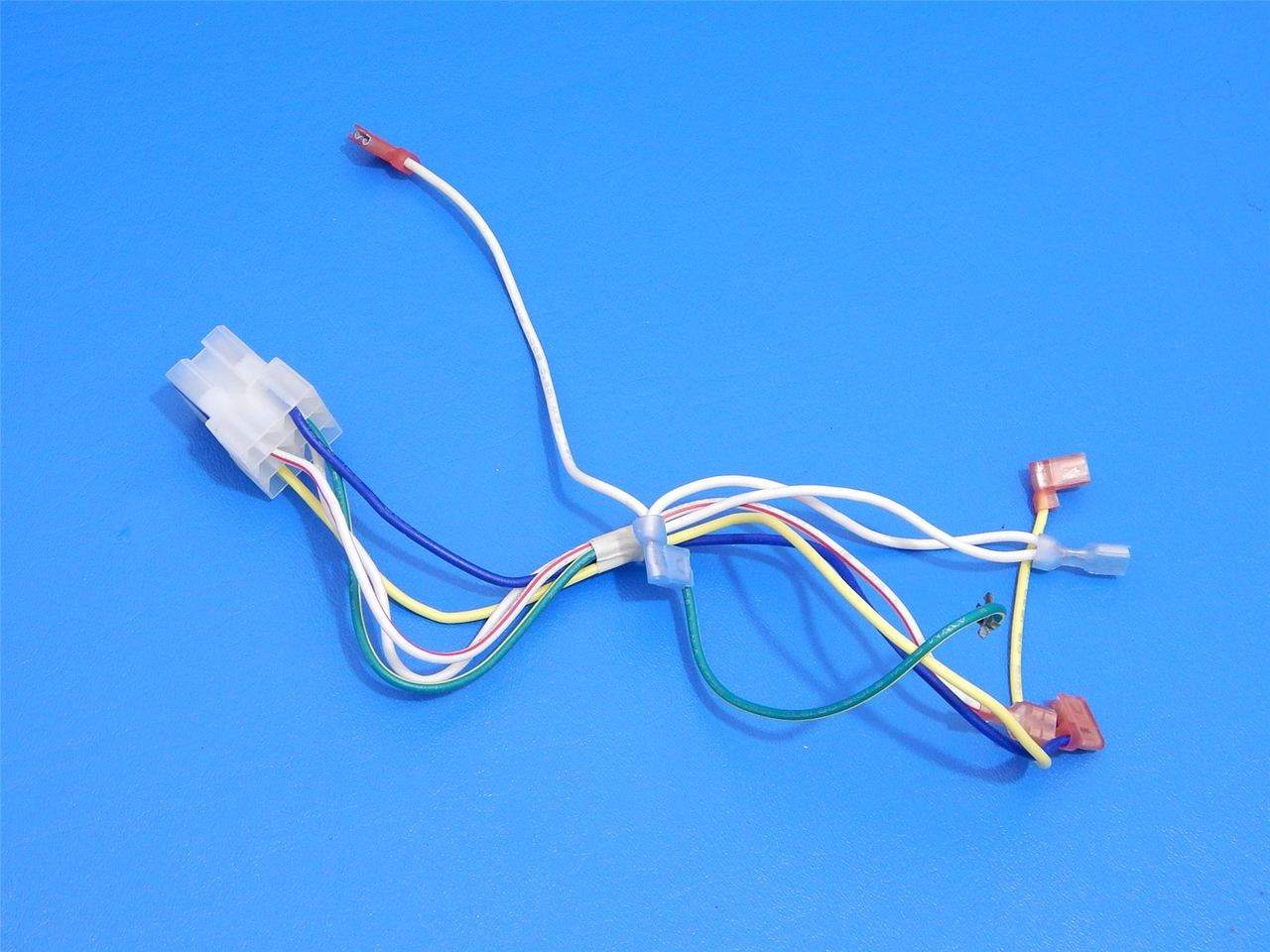 small resolution of kitchenaid sxs refrigerator ksrs25qgwh01 ice dispenser auger motor wire harness ice cold beer appliance parts