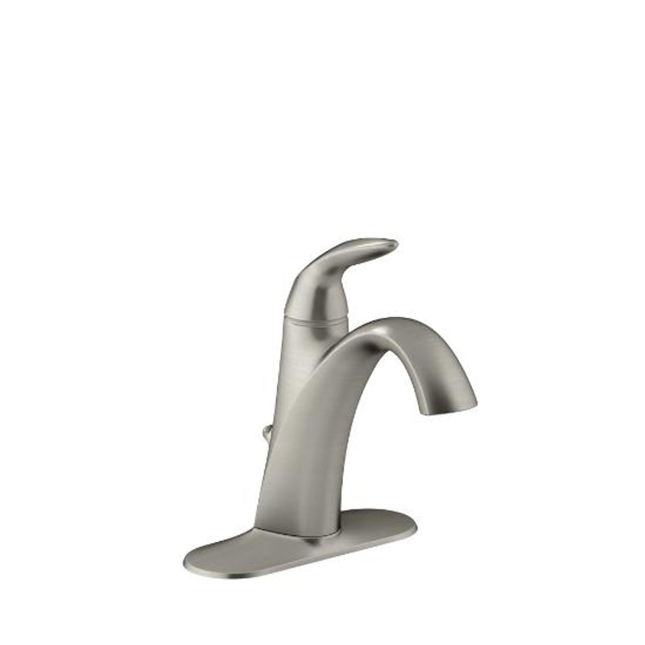 kohler alteo single handle bathroom sink faucet k 45800 4