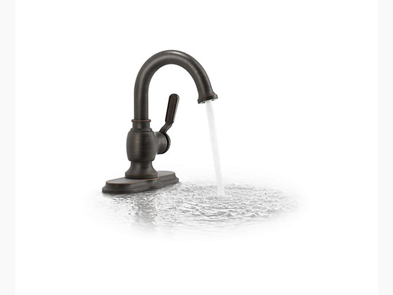 https royalbathplace com kohler worth single handle bathroom faucet in oil rubbed bronze