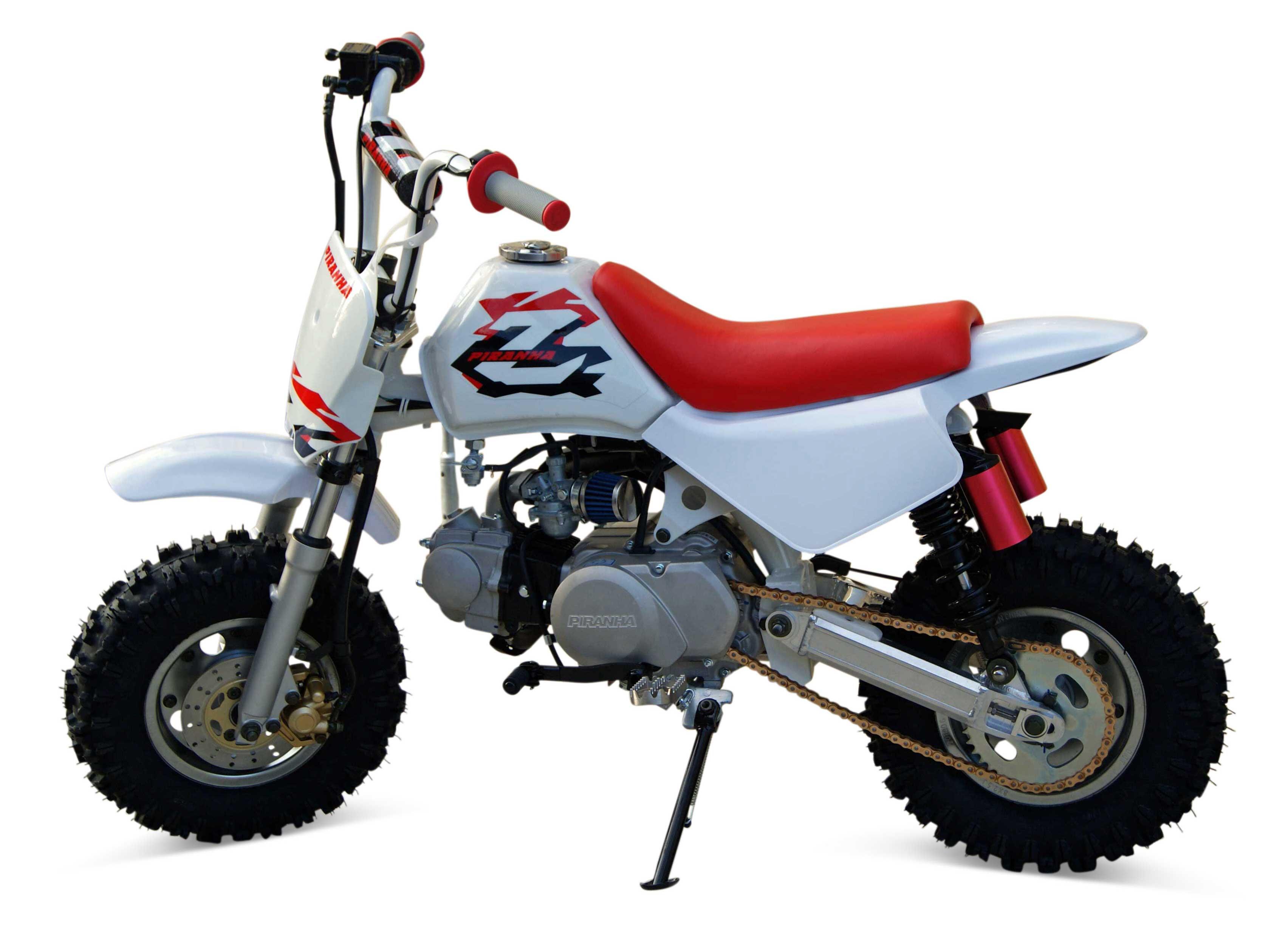 hight resolution of piranha zr pit bike