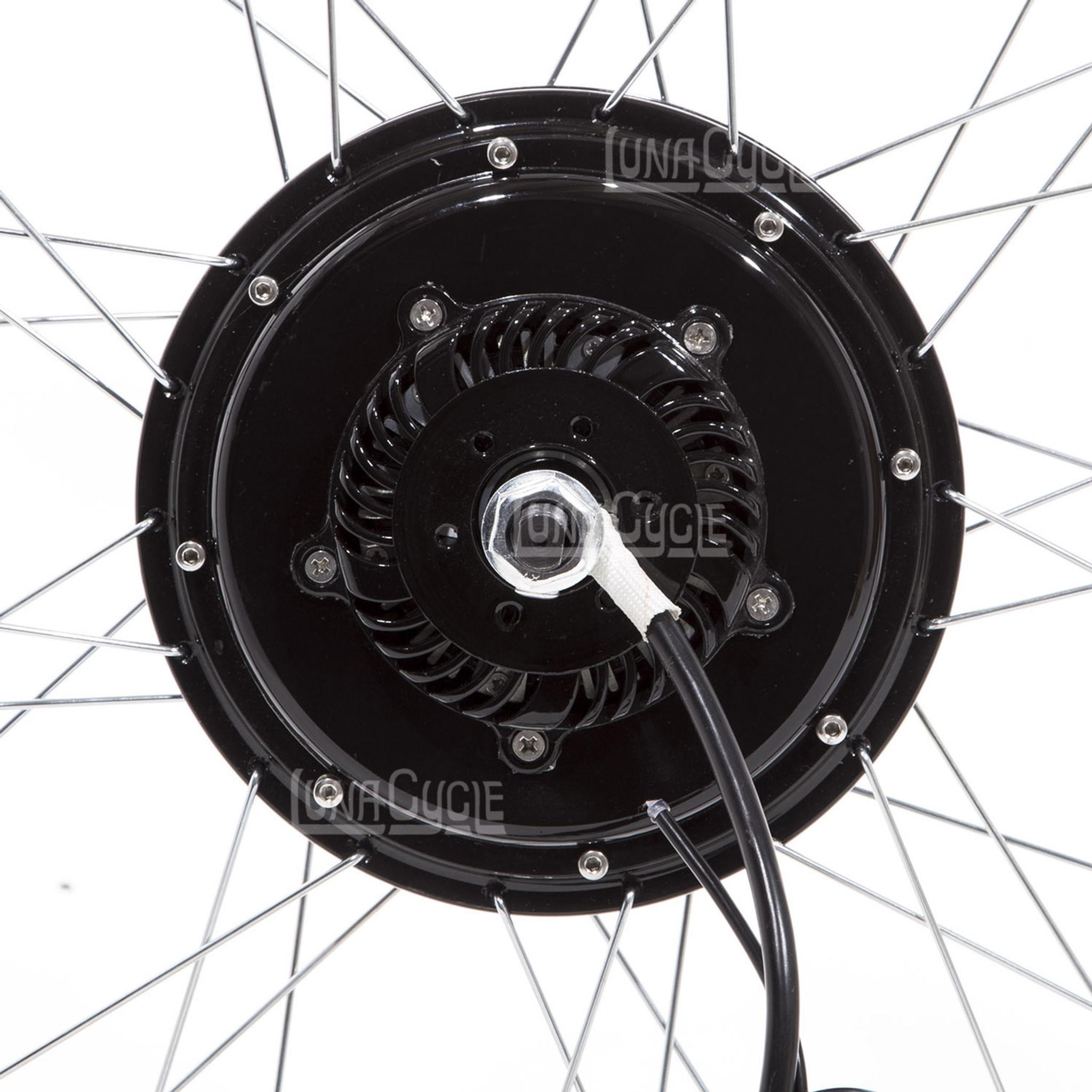 medium resolution of smart pie v5 golden motor hub kit