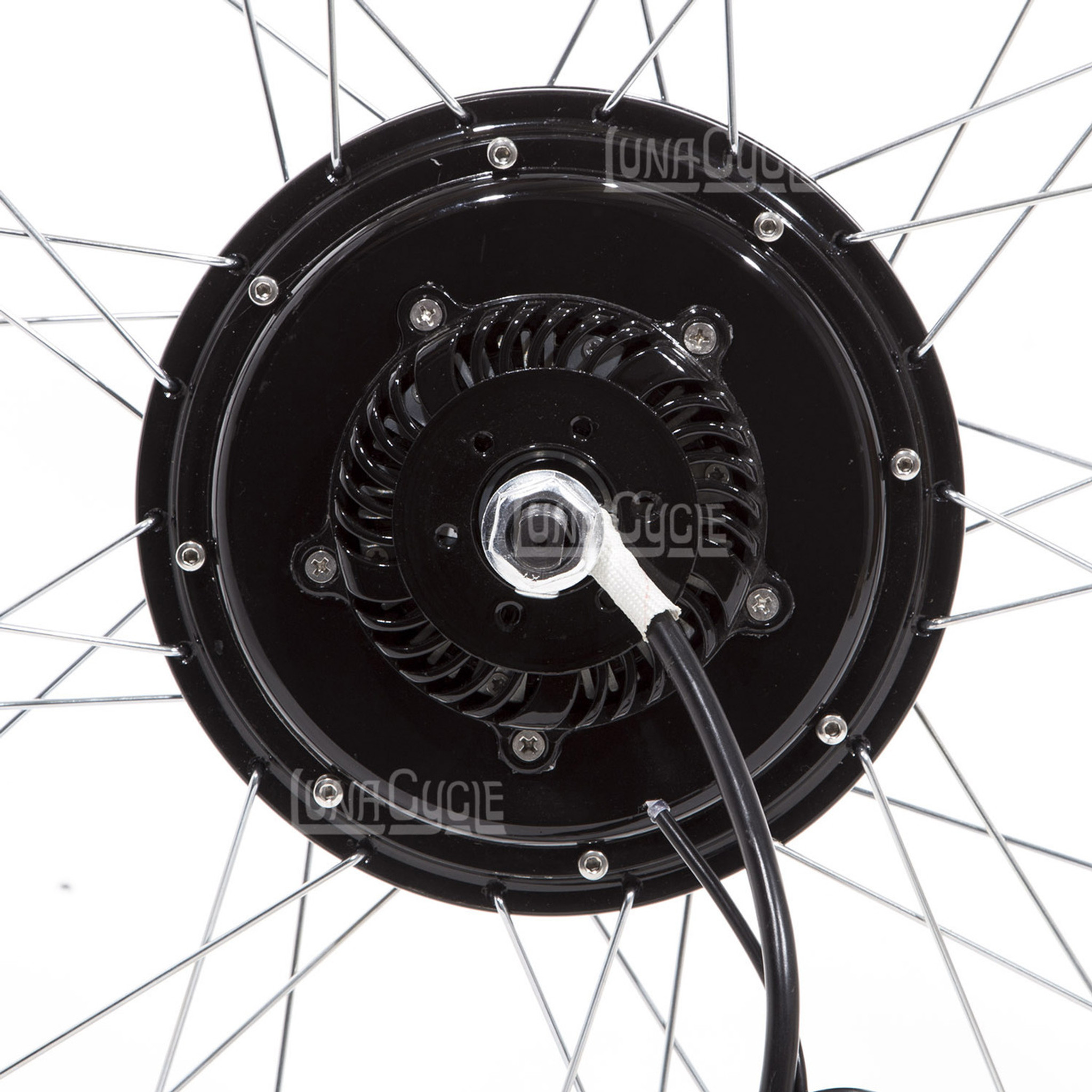 hight resolution of smart pie v5 golden motor hub kit