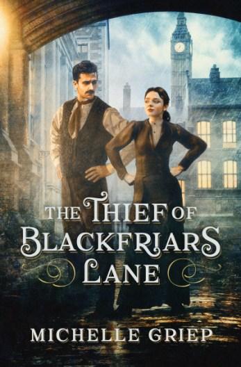 The Thief of Blackfriars Lane