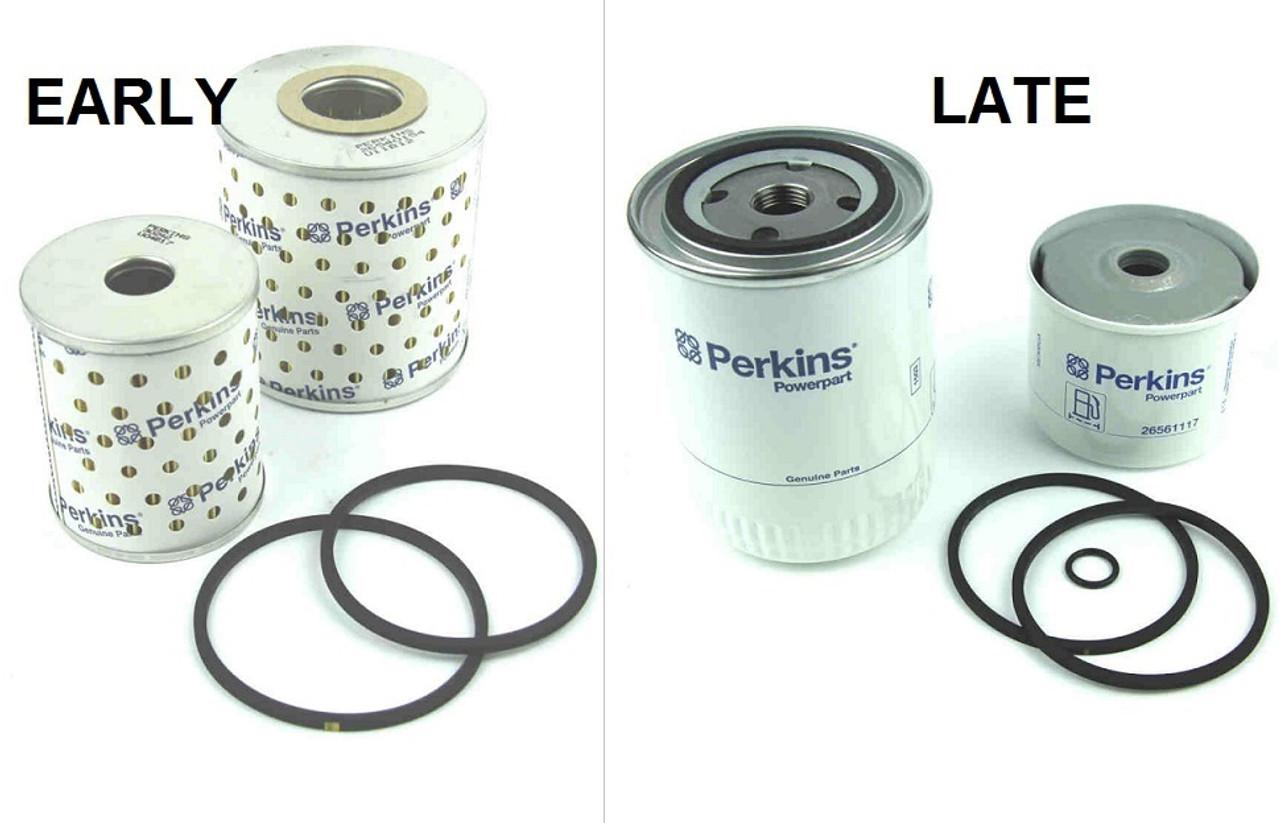 medium resolution of perkins 4 108 oil and fuel filter service setperkins fuel filters 12