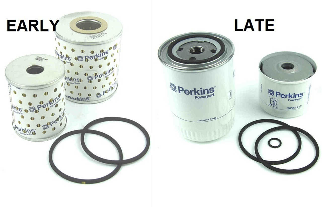 hight resolution of perkins 4 108 oil and fuel filter service setperkins fuel filters 12