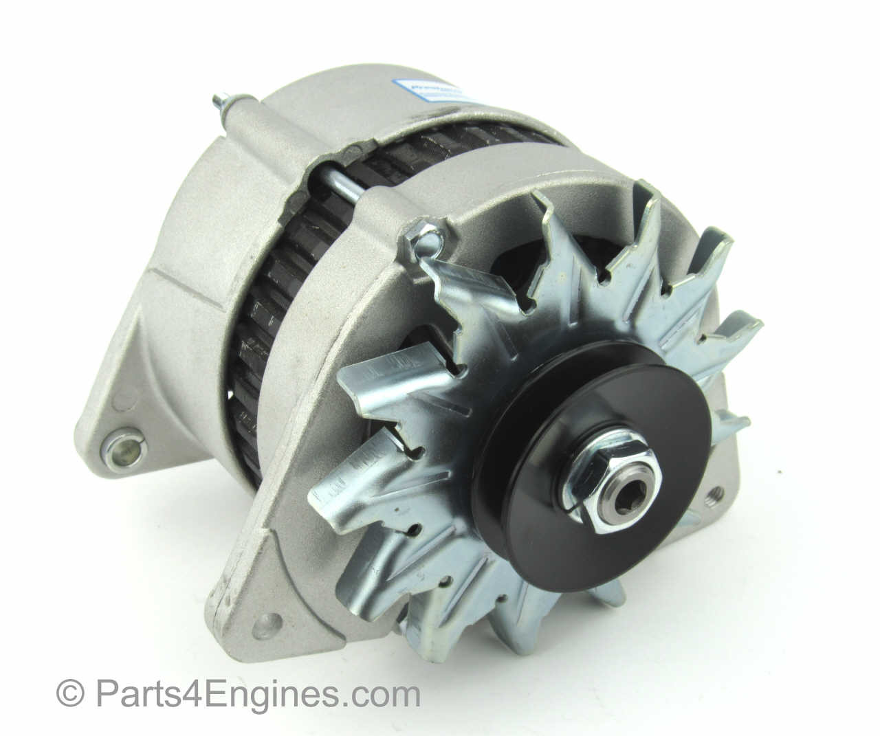 hight resolution of  left perkins 4 107 alternator 12v 70 amp from parts4engines com