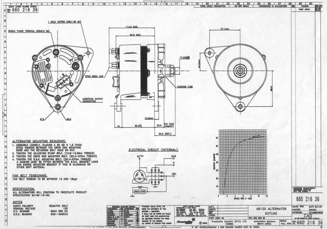 medium resolution of perkins 4 236 alternator 12v 70 amp from parts4engines com