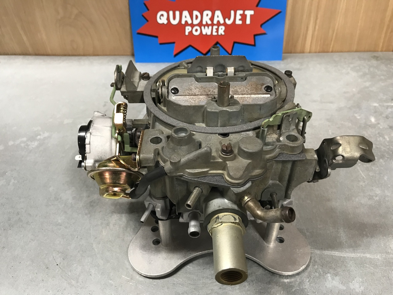 medium resolution of buick 1978 800 cfm 231 turbo charged 17058240