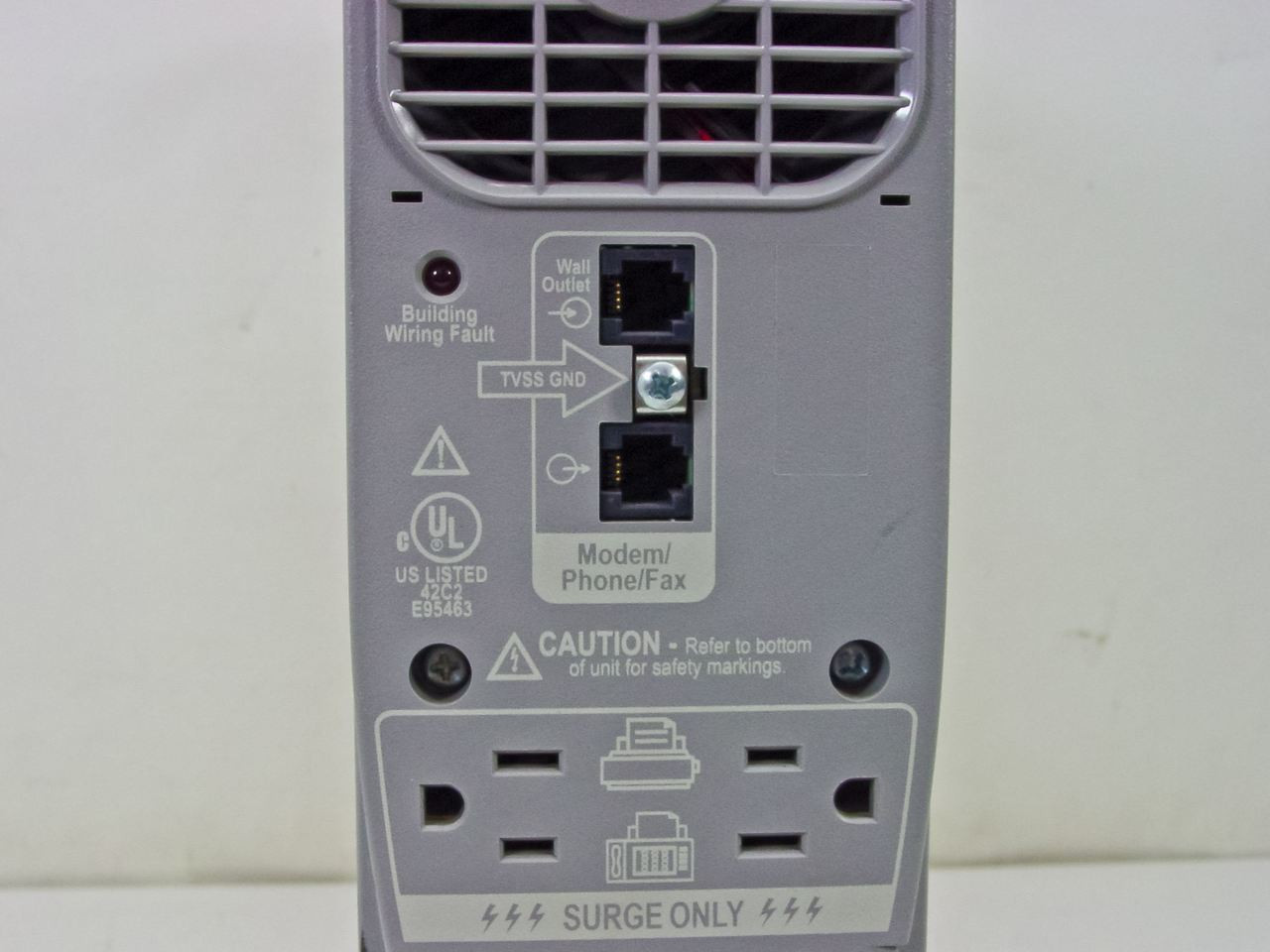 hight resolution of  apc bx1500 1500va 865w 8 outlets ups without batteries on apc wiring battery diagram wiring diagram