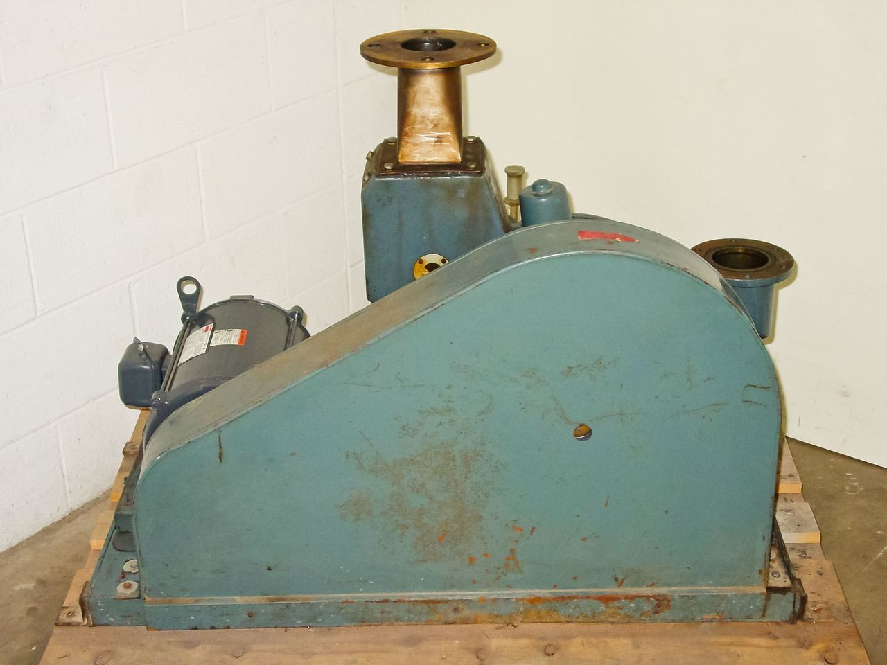 Welch 1398 Duo-Seal 3HP 2-Stage Vacuum Pump   RecycledGoods.com
