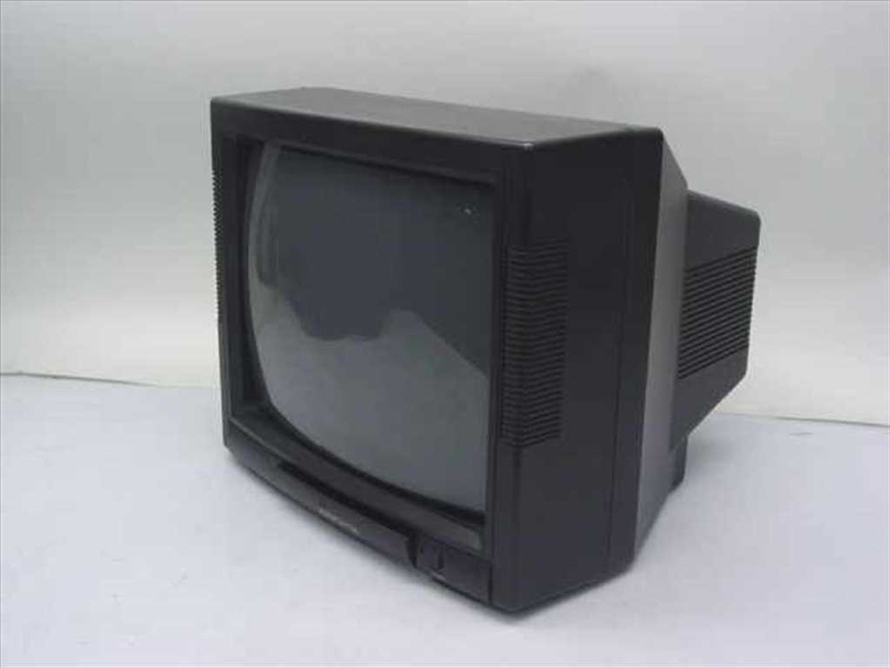 small resolution of audiovox avt 1475 13 color tv monitor dc powered