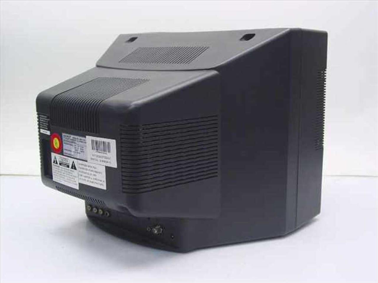 hight resolution of  audiovox avt 1475 13 color tv monitor dc powered