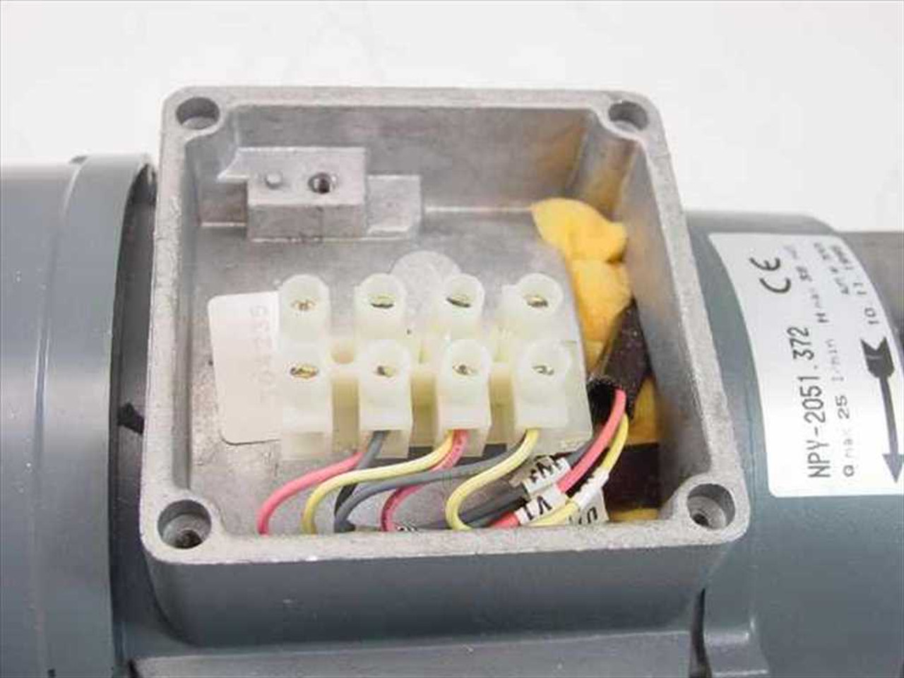 hight resolution of  atb af63 2b 7 motor runs well pump is for parts needs
