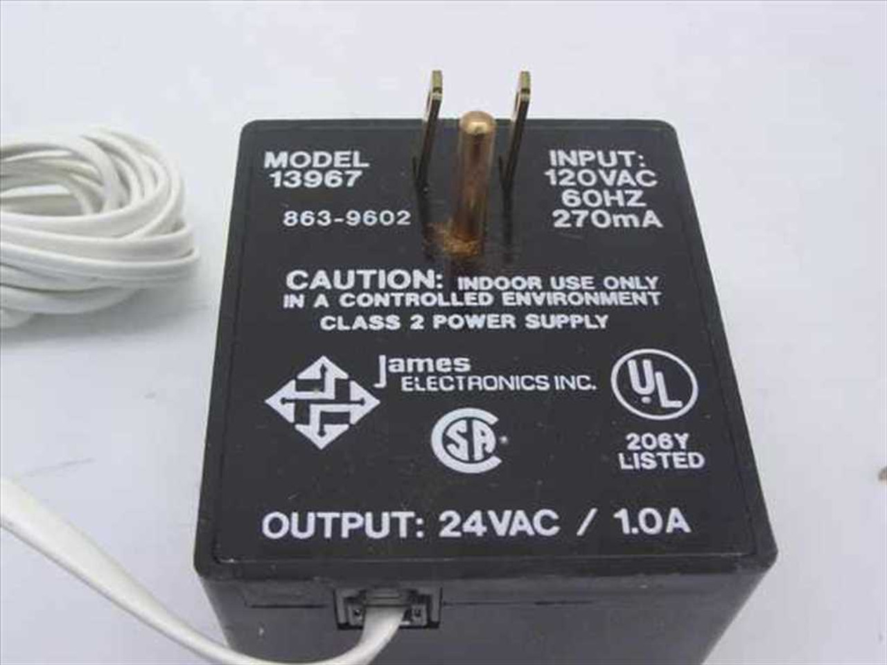 small resolution of  ion systems z stat 6115 ionizer w nozzle and power supply