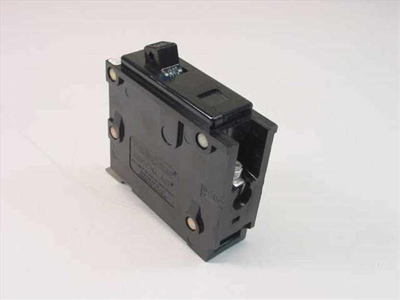 westinghouse mj 1588 type ba 1 pole 15 amp circuit breaker recycledgoods com [ 1024 x 768 Pixel ]