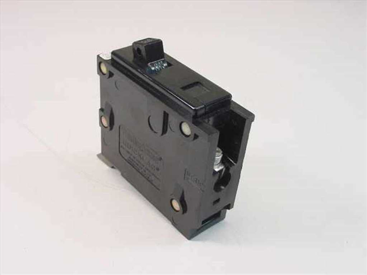 hight resolution of westinghouse mj 1588 type ba 1 pole 15 amp circuit breaker recycledgoods com