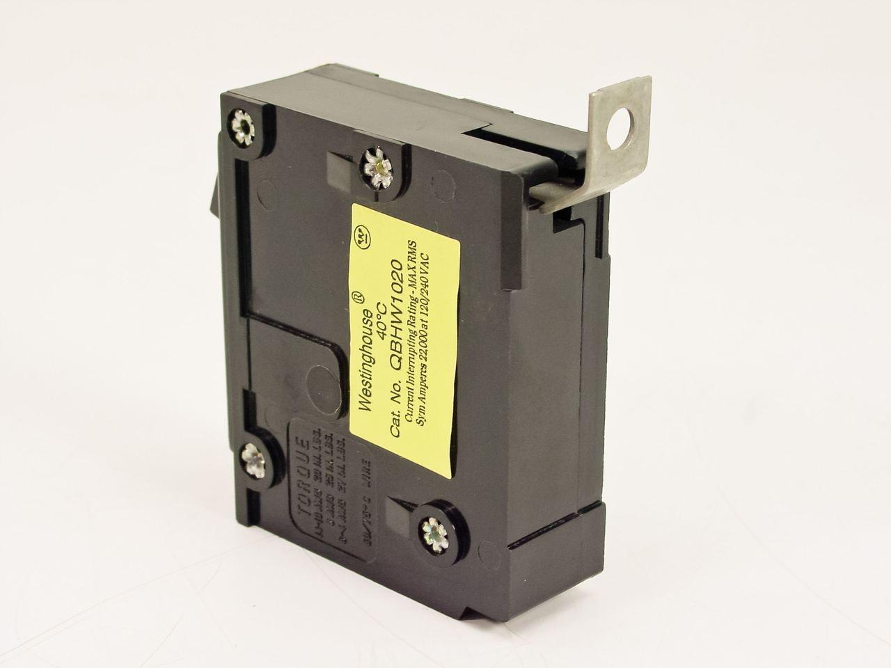 medium resolution of westinghouse 20amp circuit breaker qbhw1020 westinghouse 20amp circuit breaker qbhw1020