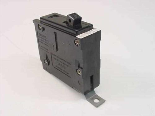 Home Westinghouse Type Ba 3 Pole 40 Amp Circuit Breaker Ba3040h