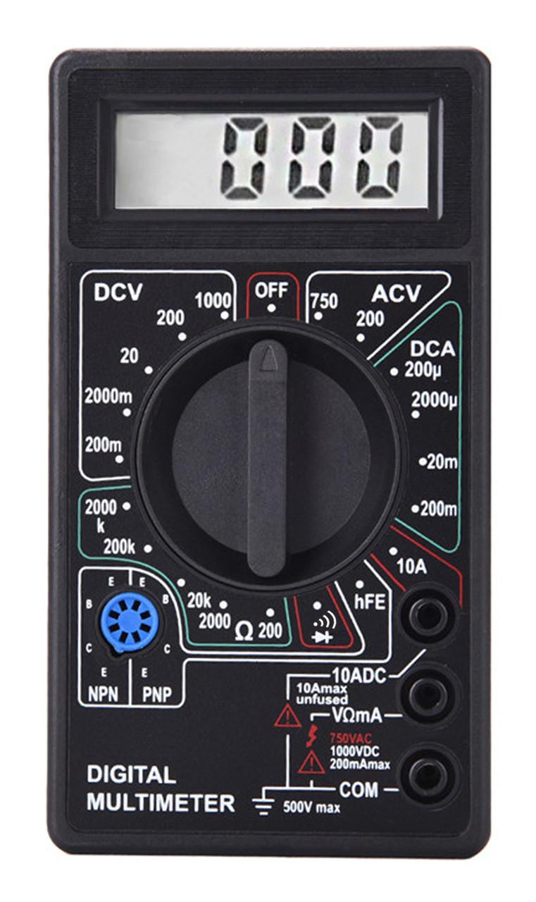 hight resolution of digital multimeter pt 930bb
