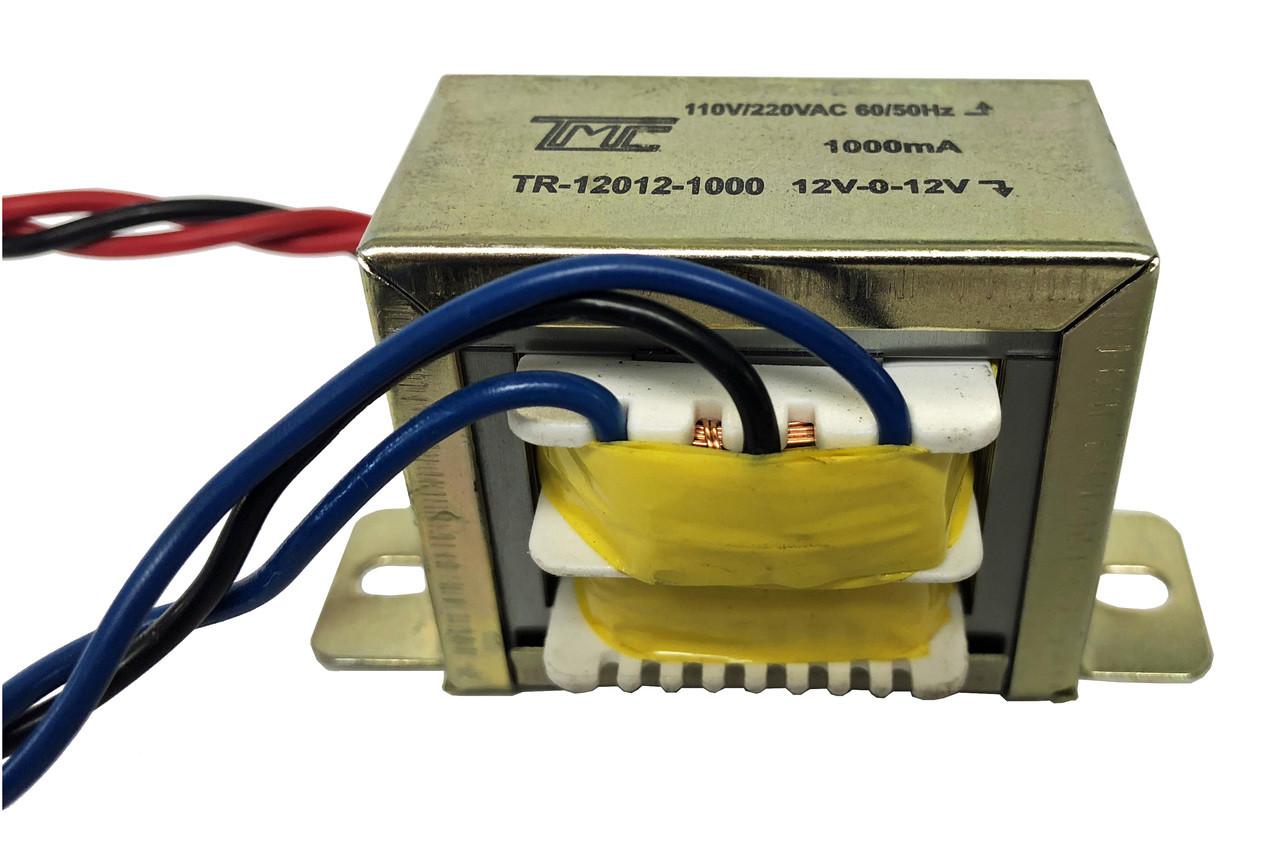transformer 24v 1000ma center tapped 12v 0v 12v tr [ 1280 x 862 Pixel ]