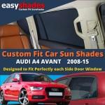 Audi A4 Avant Car Sun Shades 2008 15 At Easy Shades Window Blinds Baby Kids