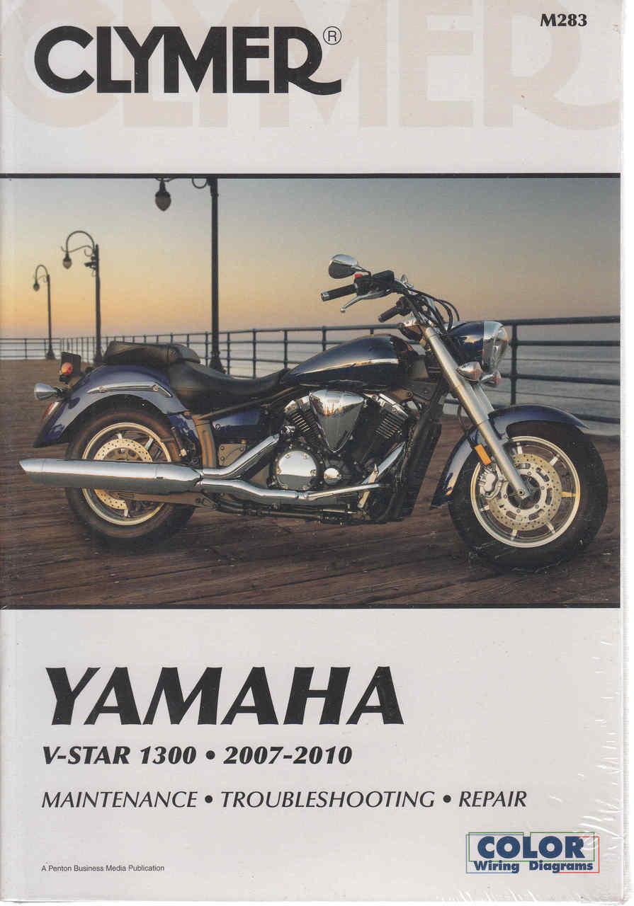 yamaha 1300 wiring diagram [ 895 x 1280 Pixel ]