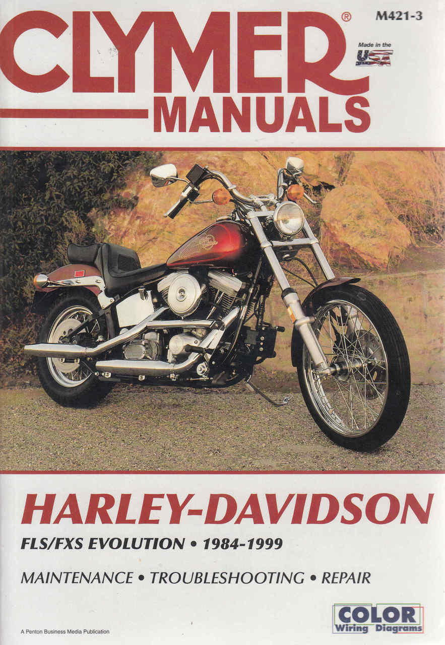 1998 Fxd Owners Manual