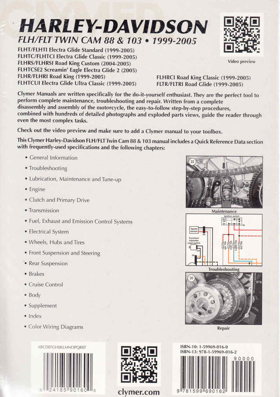 harley davidson flh flt twin cam 88 103 1999 2005 workshop manual [ 903 x 1280 Pixel ]