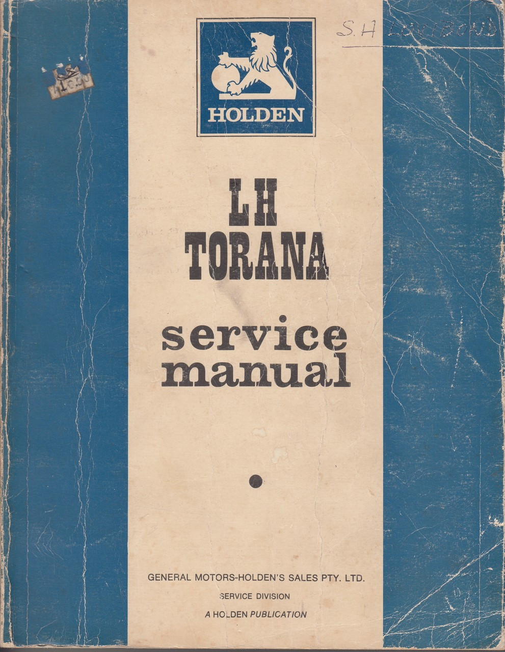 2000 isuzu rodeo service manual [ 991 x 1280 Pixel ]