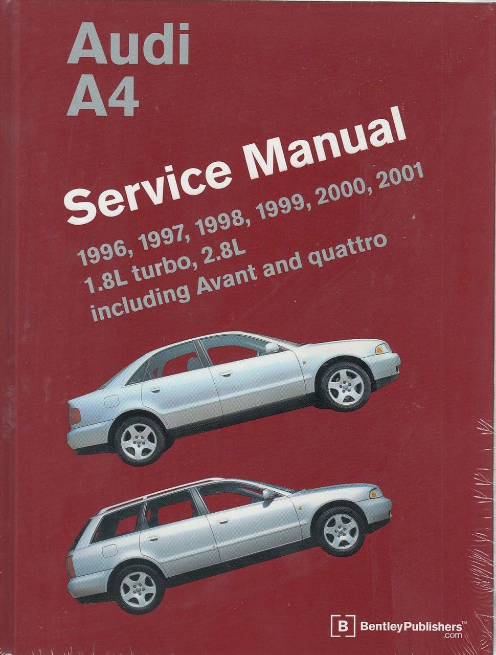 hight resolution of audi a4 1996 2001 workshop manual