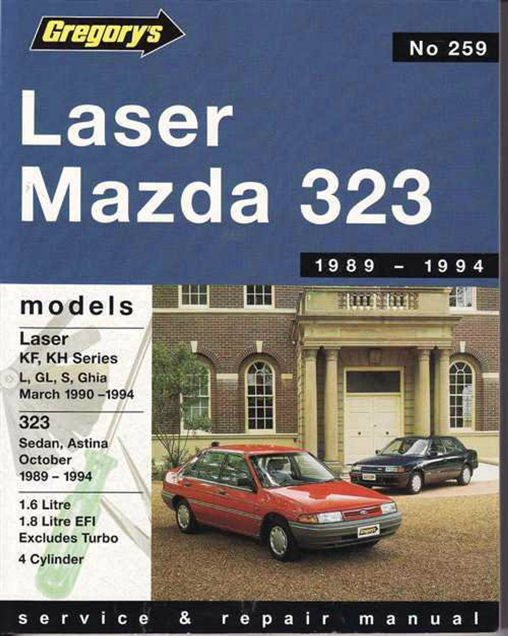 small resolution of wiring diagram ford laser 1990