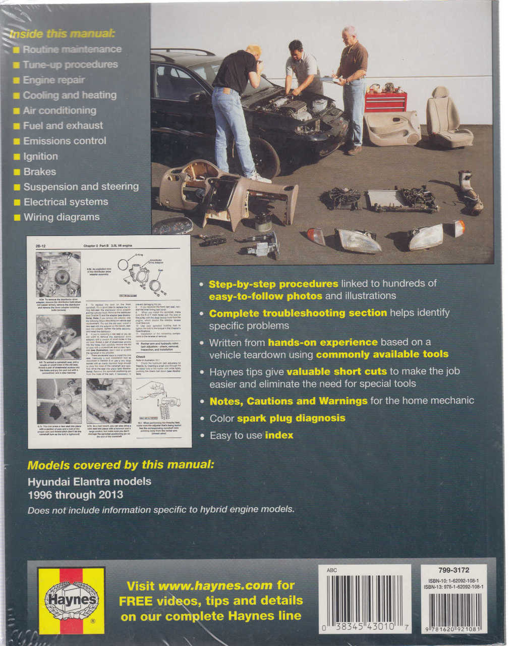 hyundai elantra lantra 1996 2013 workshop manual [ 1023 x 1280 Pixel ]