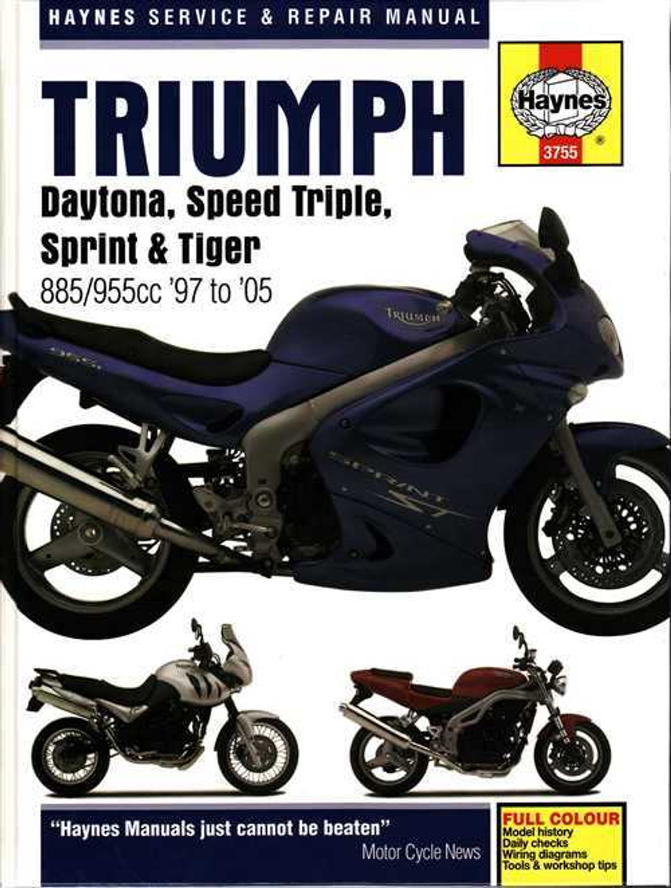 small resolution of triumph speed triple wiring diagram