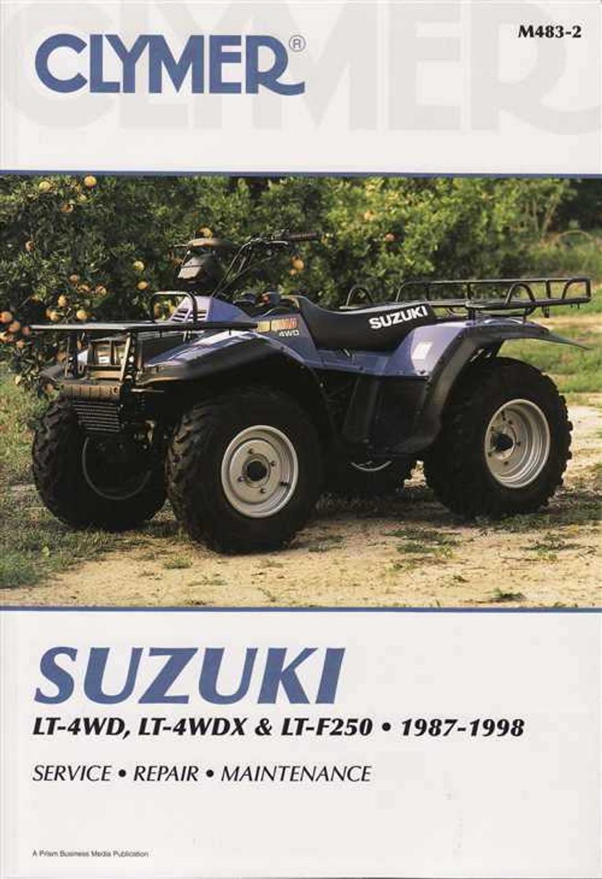 1988 suzuki lt f250 wiring diagram [ 877 x 1280 Pixel ]