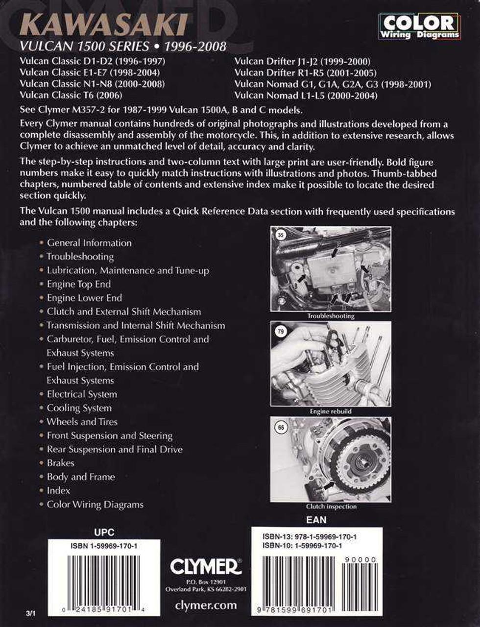 medium resolution of 2001 kawasaki vulcan 1500 classic manual