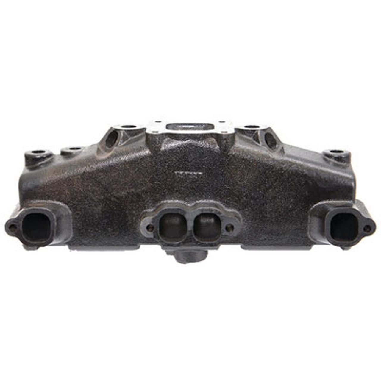 sierra mercruiser 350 305 5 0 5 7 dry joint exhaust manifold 865735a02 18 1843
