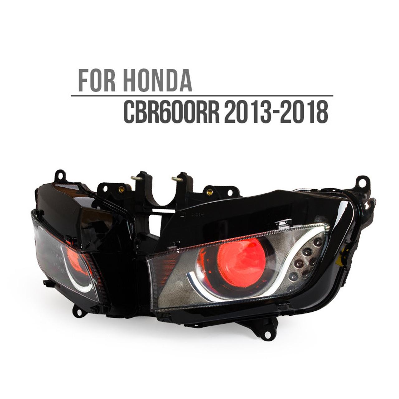 medium resolution of 2013 2014 2015 2016 2017 2018 honda cbr600rr headlight
