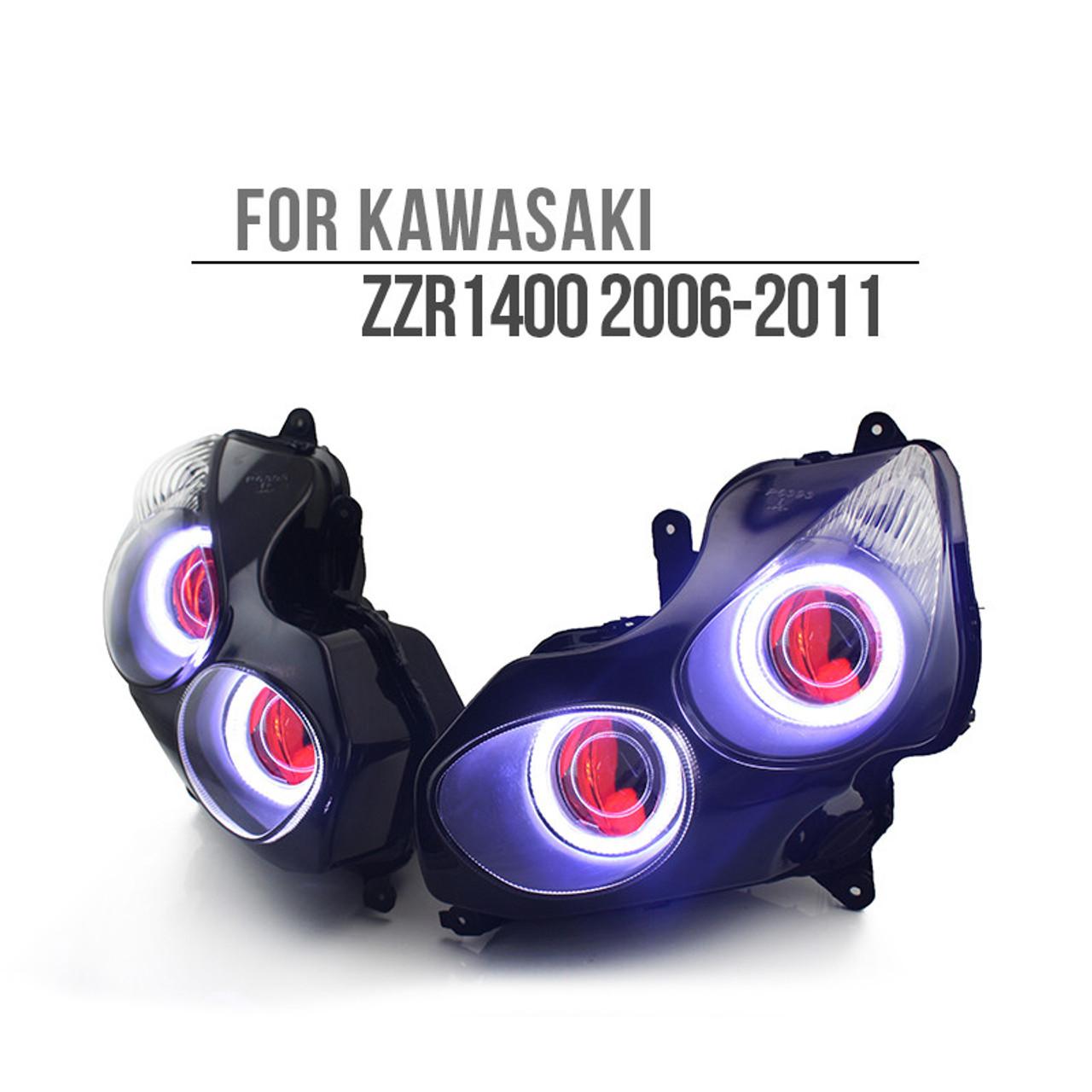 wiring harness 2008 zx14 wiring diagram insidekawasaki zx14r zzr1400 headlight 2006 2007 2008 2009 2010 2011 [ 1280 x 1280 Pixel ]