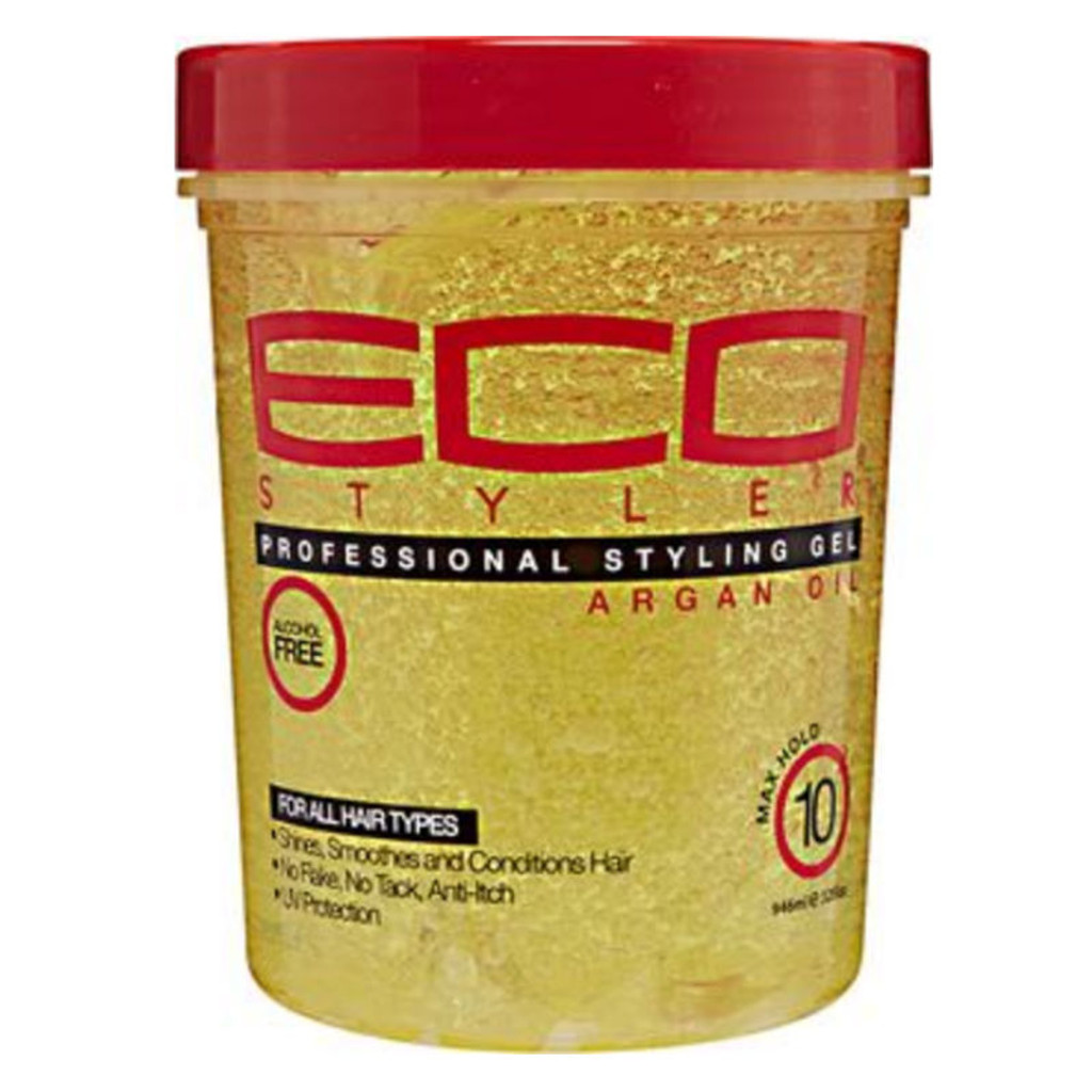 Ecoco Eco Styler Professional Styling Gel With Argan Oil 32 Oz